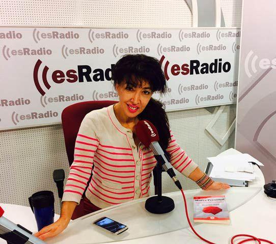 Entrevista a María José Bosch en esRadio