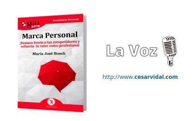 Entrevista a María José Bosch en La Voz de César Vidal